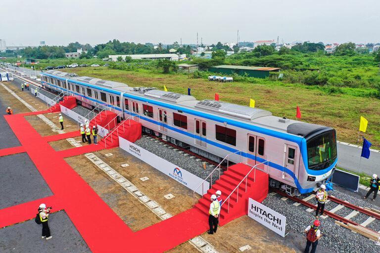 Điểm danh các dự án đường sắt đô thị Tp.HCM
