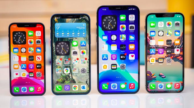 Apple là hãng có doanh số bán smartphone 5G cao nhất trong quý 1/2021, chiếm tới hơn 30% thị phần.