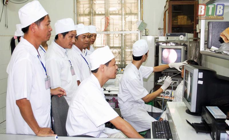 Học phí năm nay của Trường đại học Y dược Thái Bình tăng từ 29% đến 71%