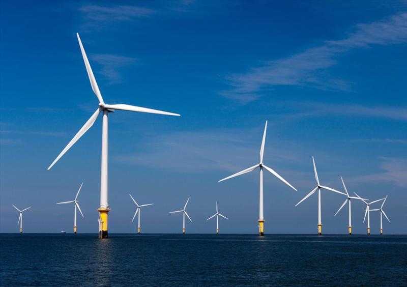 Việt Nam có tiềm năng điện gió ngoài khơi rất lớn