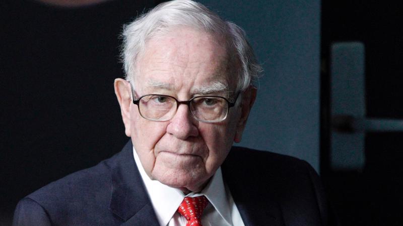 Tỷ phú Warren Buffett - Ảnh: AFP