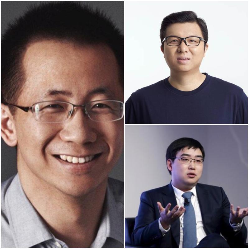 3 doanh nhân trẻ thành công nhất Trung Quốc