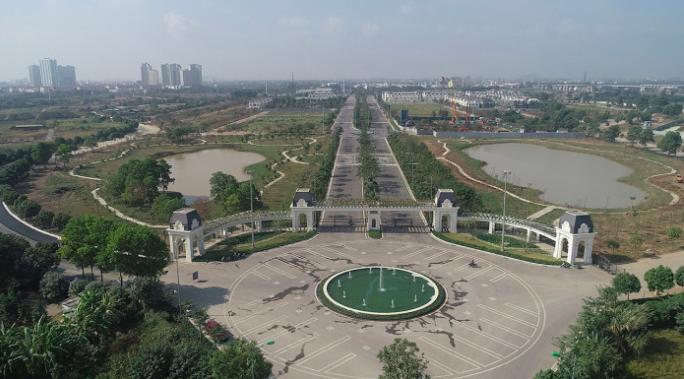 Dự án An Lạc Green Symphony 40 triệu vì xây dựng không phép.