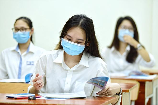 Hoãn khảo sát chất lượng đối với học sinh lớp 12 trên địa bàn Hà Nội