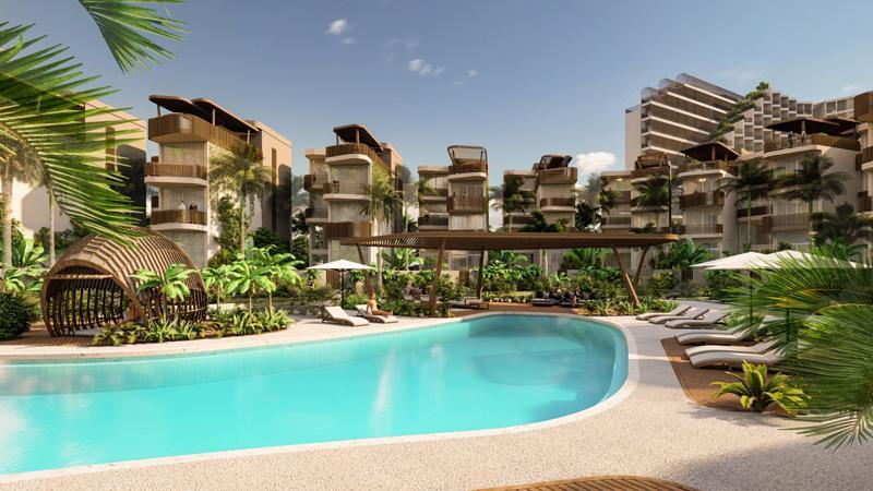 Trải dài trên 300 m bờ biển và bao xung quanh hồ bơi nước mặn, 24 căn biệt thự của Charm Resort Long Hải là những sản phẩm đẳng cấp, đắt giá đáng sở hữu.