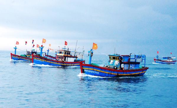 Quy chế cấm đánh bắt cá của Trung Quốc đã vi phạm các quyền và lợi ích hợp pháp của Việt Nam.