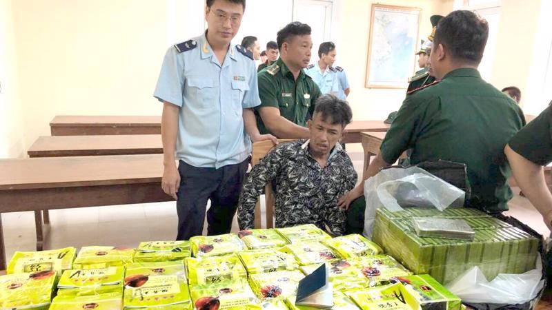 Chiến dịch con Rồng Mê Kông đã nhận được sự đồng thuận tham gia của cơ quan Hải quan các nước trong tiểu vùng sông Mê Kông.