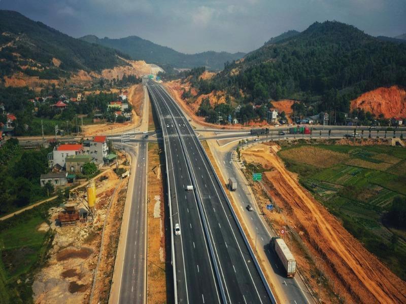 Tới năm 2030, Việt Nam sẽ có 5.000 km đường cao tốc