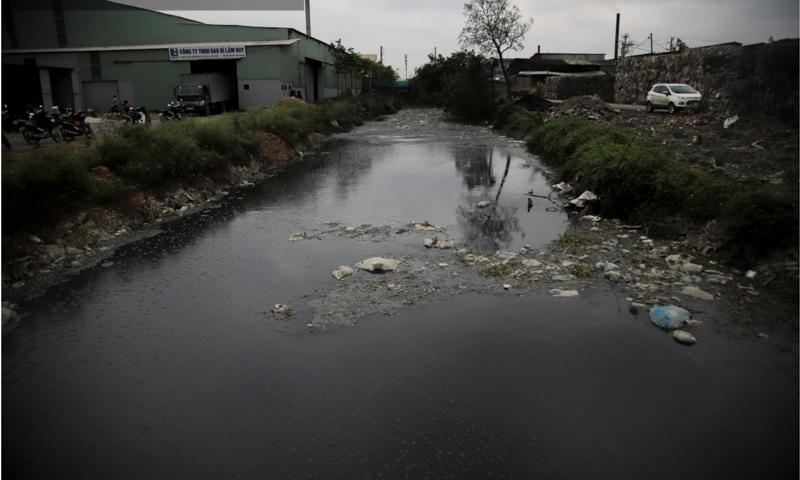 Ô nhiễm môi trường làng nghề báo động tại các địa phương - Ảnh sưu tầm