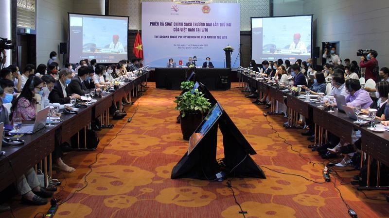 Nhiều quốc gia thành viên của WTO đánh giá rất cao sự tích cực của Việt Nam trong việc thực hiện chủ trương tạo thuận lợi thương mại.