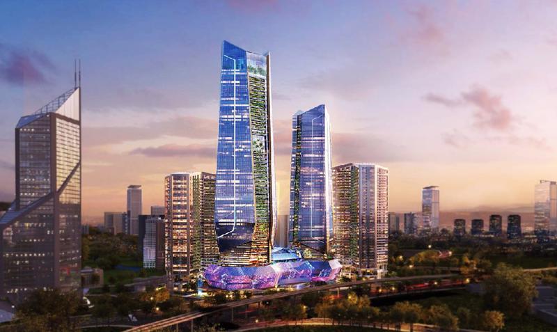 KS Finance Hà Nội - Trung tâm tài chính 4.0 đầu tiên tại Hà Nội.