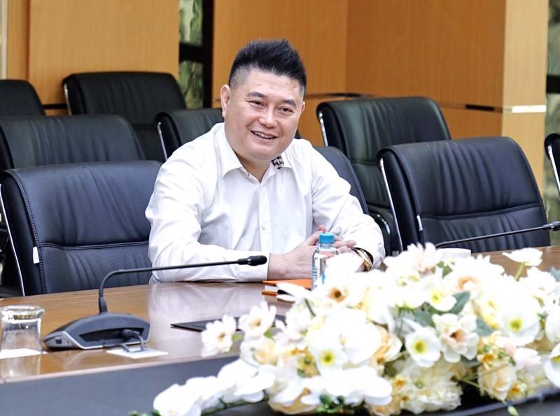 Ông Nguyễn Đức Thuỵ, Phó Chủ tịch Hội đồng Quản trị LienVietPostBank.
