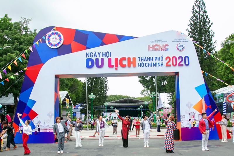 Ngày hội Du lịch TP Hồ Chí Minh lần thứ 16 diễn ra vào năm 2020.