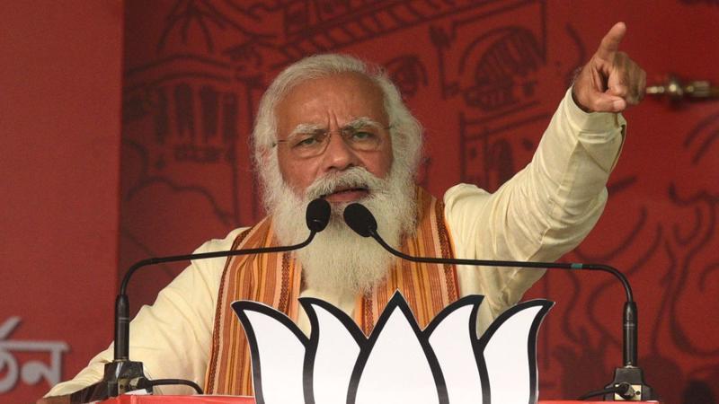 Thủ tướng Ấn Độ Narendra Modi - Ảnh: Getty Images