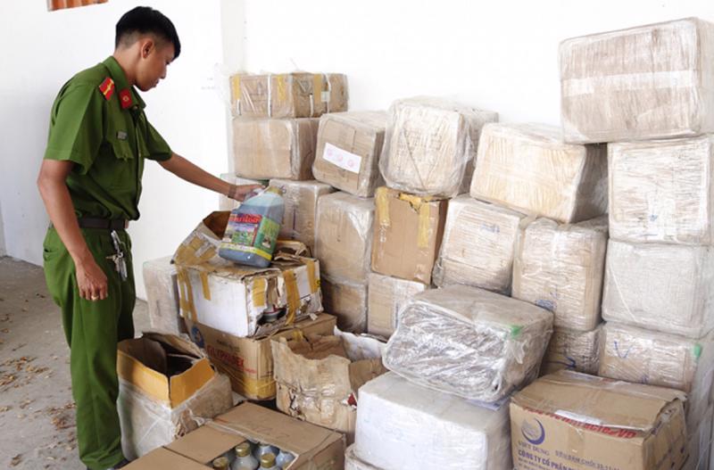 Nhiều vụ vi phạm về sản xuất, kinh doanh thuốc bảo vệ thực vật đã bị phát hiện và xử lý.