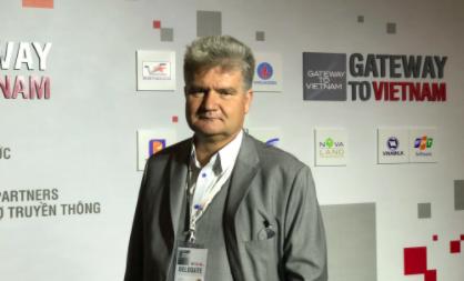 Ông Petri Deryng - Người đứng đầu quỹ PYN Elite.