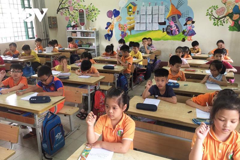 Học sinh mầm non, tiểu học Lào Cai nghỉ học để phòng dịch
