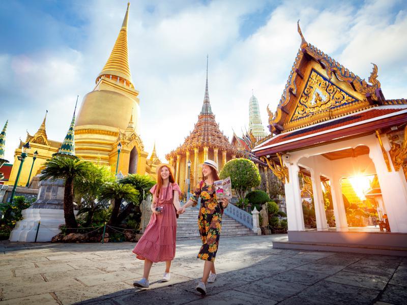 """Một khi dịch bệnh được kiểm soát, Thái Lan sẽ thảo luận về """"bong bóng du lịch"""" với Việt Nam, Singapore, Lào và Malaysia."""