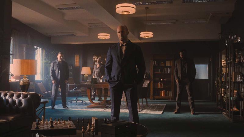 Wrath of Man đã về nhất trong cuộc đua doanh thu cuối tuần tại thị trường Bắc Mỹ dù mới ra rạp ngày 7/5.