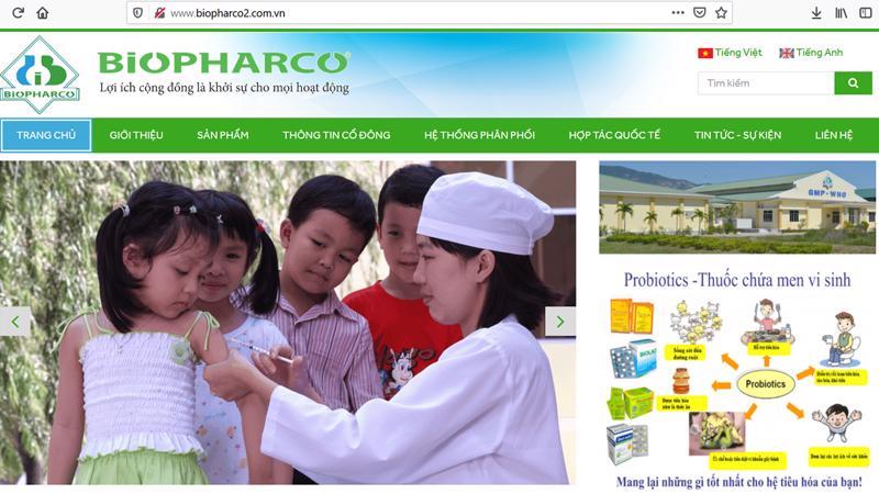 CTCP Vắc xin và Sinh phẩm Nha Trang.