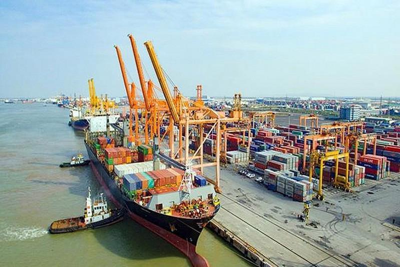 Đẩy nhanh tiến độ xây dựng các Bến container số 3 và số 4 thuộc Cảng cửa ngõ Quốc tế Hải Phòng
