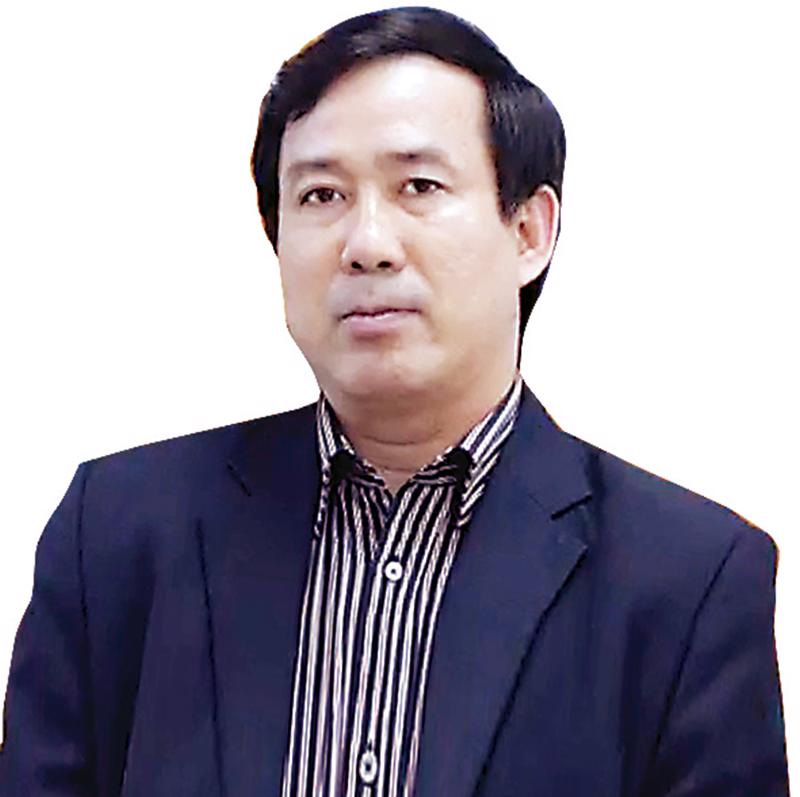 Ông Nguyễn Trung Tiến, Phó Tổng cục trưởng Tổng cục Thống kê.