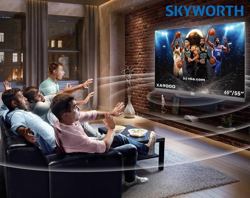 Thông tin người xem, chương trình xem, thiết bị kết nối Wi-Fi dễ dàng bị thu thập khi xem trên smart TV.