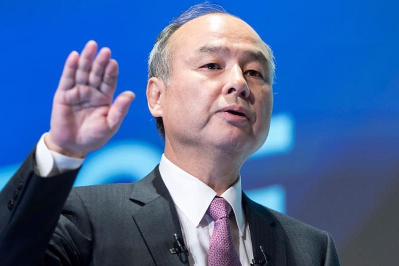 Masayoshi Son, Chủ tịch kiêm CEO của SoftBank Group Corp. - Ảnh: VGP