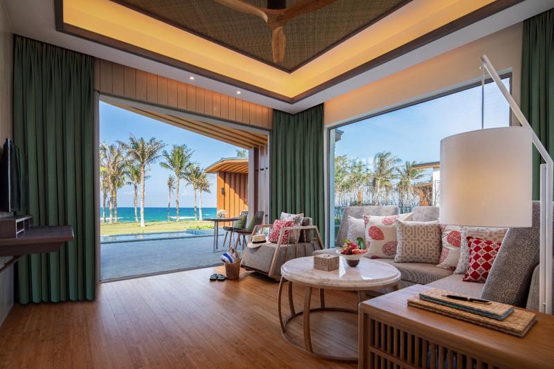 Ocean Luxury Villa by Radisson Blu - Biệt thự nghỉ dưỡng hướng biển cao cấp nhất Việt Nam 2020.