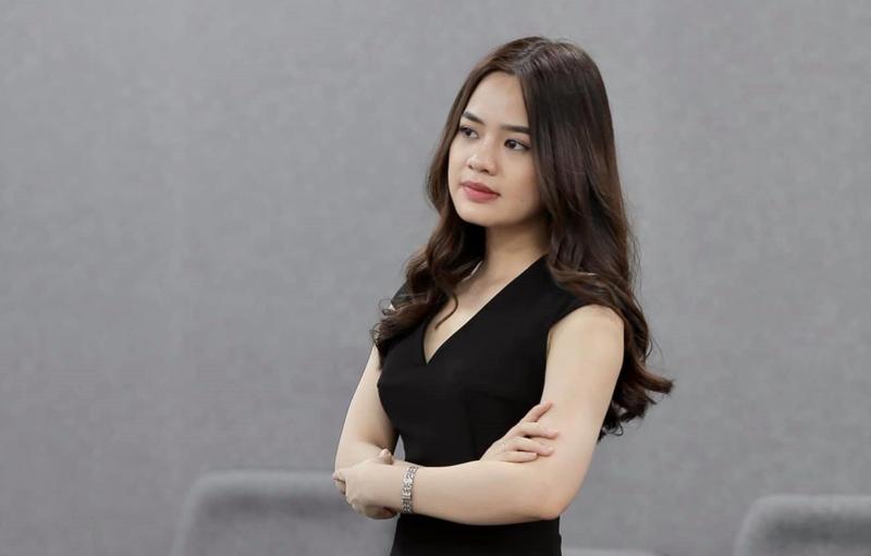 Giám đốc Quỹ đầu tư mạo hiểm Nextrans (Hàn Quốc) tại Việt Nam Lê Hàn Tuệ Lâm