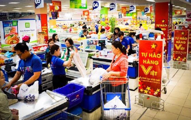 """Trên 90% doanh nghiệp biết đến phong trào vận động """"Hàng Việt Nam chinh phục người Việt Nam"""" ."""