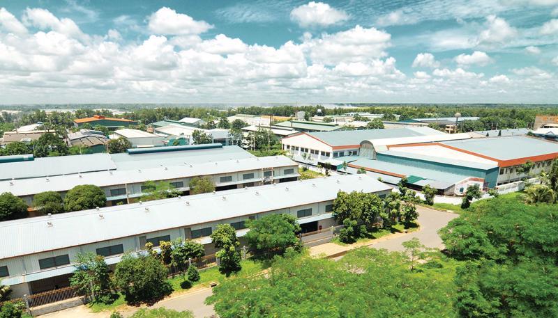Khu công nghiệp Phạm Văn Hai diện tích 668 ha được đề xuất vào quy hoạch khu công nghiệp của TP.HCM