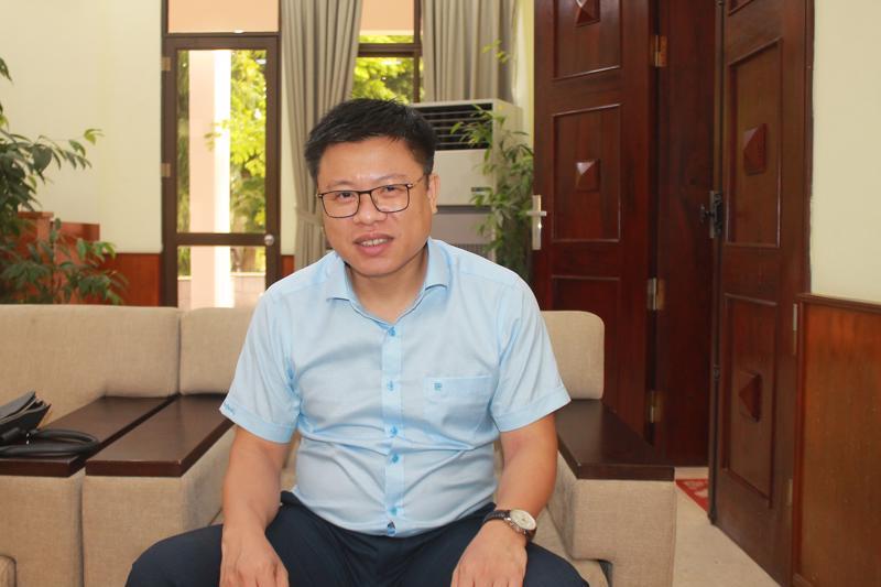 Ông Nguyễn Quốc Toản - Cục trưởng Cục Chế biến và Phát triển thị trường nông sản.