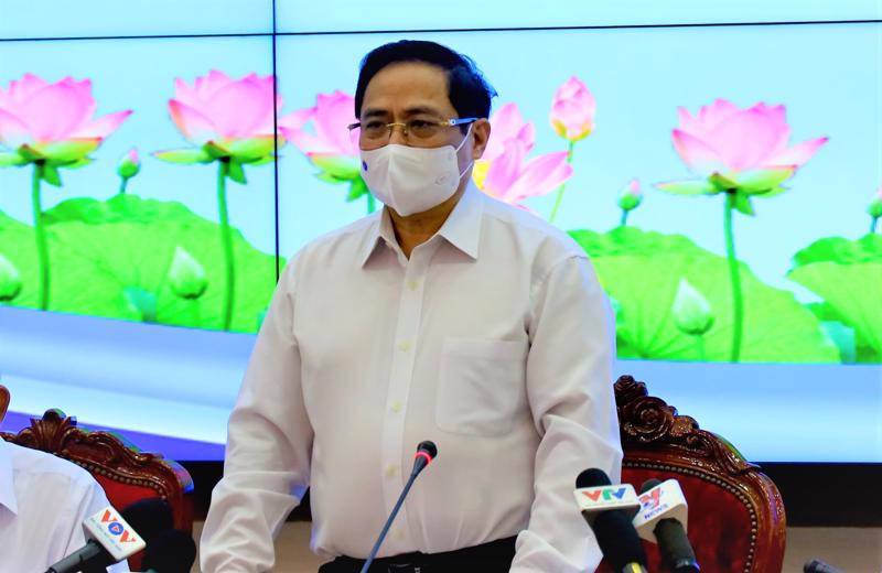 Thủ tướng Phạm Minh Chính ủng hộ nhiều đề xuất của Tp.HCM, trong đó có việc tăng tỷ lệ ngân sách để lại lên 23%.