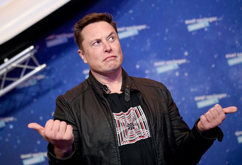 CEO Elon Musk của Tesla.