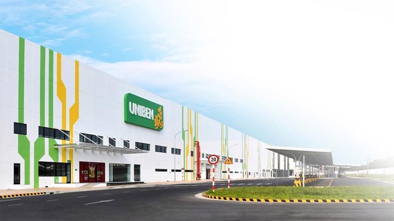 Nhà máy của CTCP Uniben.