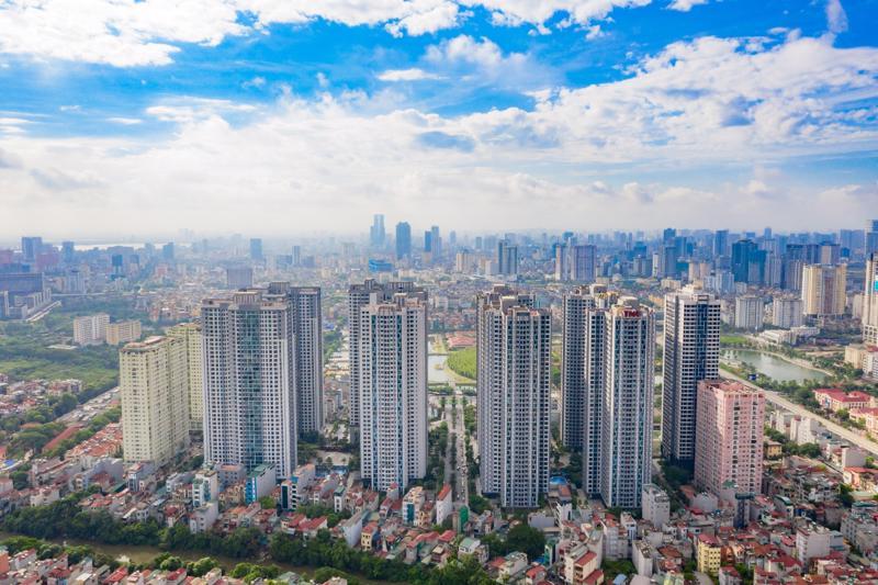 Đang xảy ra tình trạng khan hiếm căn hộ 3 phòng ngủ chất lượng trên thị trường bất động sản Hà Nội.