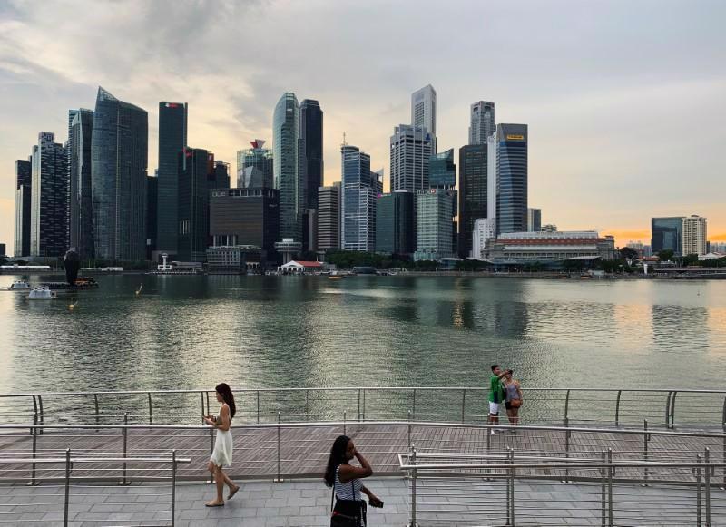 Một góc Singapore - Ảnh: Reuters.