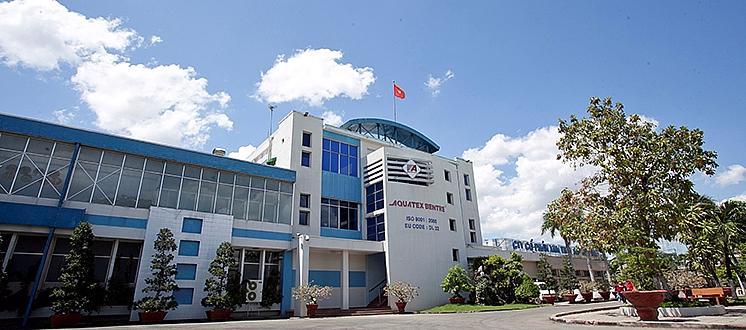 Công ty Cổ phần Xuất nhập khẩu Thủy sản Bến Tre.