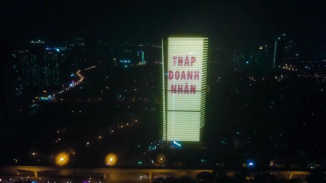 Tòa nhà hỗn hợp Tháp Doanh Nhân tại Phường Mộ Lao (Hà Đông) do Công ty CP xuất nhập khẩu Tây Đô làm chủ đầu tư.