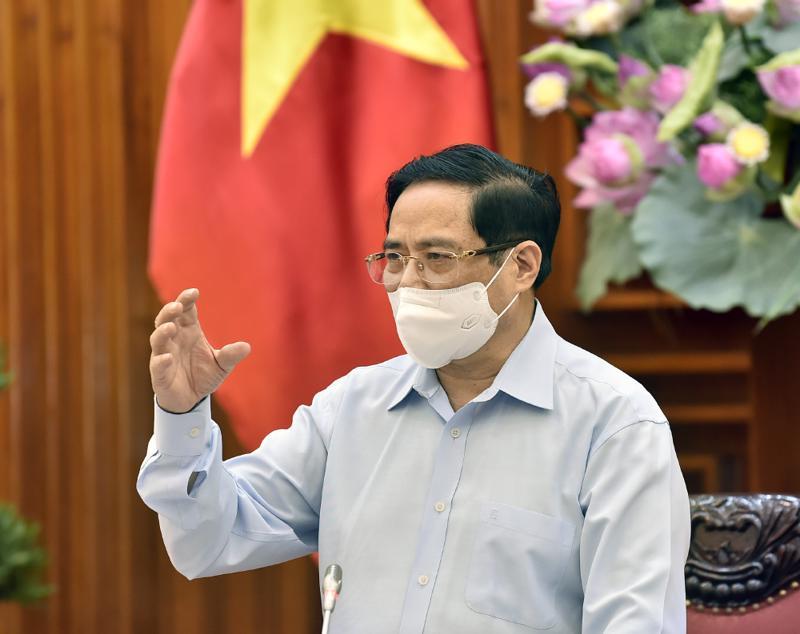 Thủ tướng Phạm Minh Chính - Ảnh: VGP.