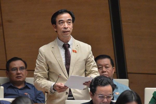 Ong Nguyễn Quang Tuấn, Giám đốc Bệnh viện Bạch Mai - Ảnh: VGP