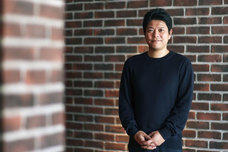 Masaru Tange, người sáng lập Shift - Ảnh: Bloomberg