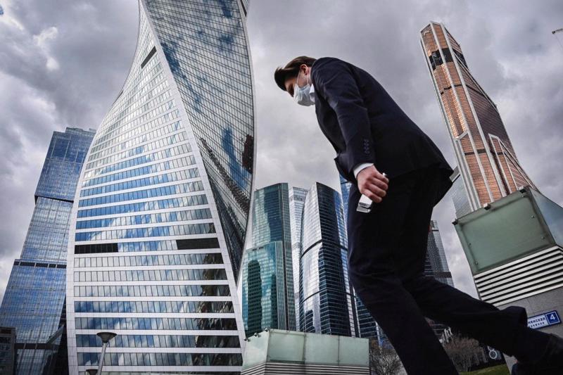 Thị trường bất động sản cao cấp Nga thu hút sự quan tâm lớn từ các nhà đầu tư Trung Quốc - Ảnh: AFP