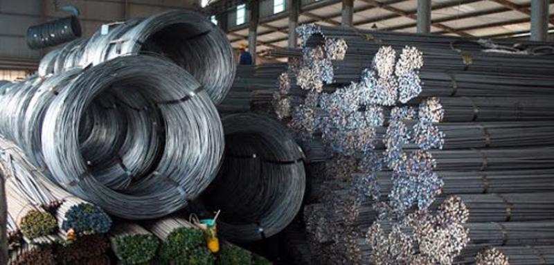 Trong 4 tháng đầu năm 2021, sắt thép nhập khẩu từ Trung Quốc tăng 70% so với cùng kỳ năm 2020