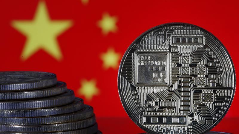 Năm 2017, Bắc Kinh cũng ra lệnh cấm các sàn giao dịch tiền ảo và hoạt động huy động vốn bằng tiền ảo (ICO) - Ảnh: Getty Images
