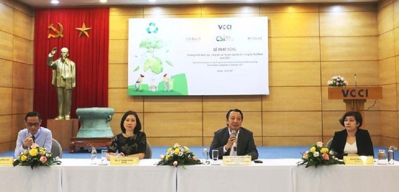Chương trình Đánh giá, Công bố Doanh nghiệp bền vững tại Việt Nam đã bước sang năm thứ 6.