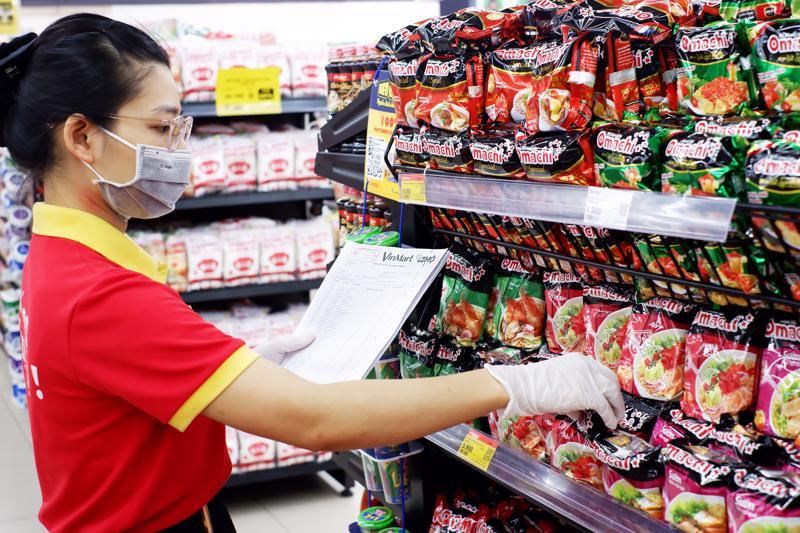 The CrownX hợp nhất lợi ích của Masan tại Masan Consumer Holdings & VinCommerce.