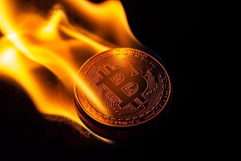 Đồng Bitcoin lao dốc về sát ngưỡng 30.000 USD - Ảnh: Coindesk
