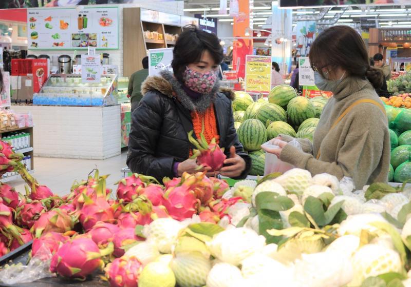 Lượng nông sản cần thiêu thụ trên địa bàn tỉnh Bắc Giang hiện nay là rất lớn.